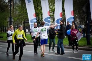 Kamil Bąbel_maraton tyłem