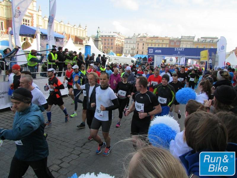 Run&Bike_Cracovia Maraton_Kraków_19.04.2015