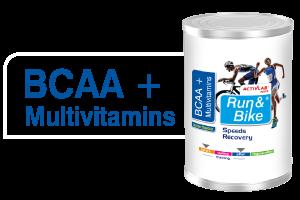 BCAA + Multivitamins