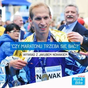 Jakub Nowak ambasador Run&Bike